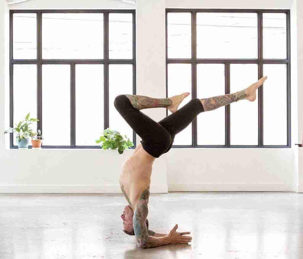 RISTO DUGGAN - Yoga Teacher Asana at Home