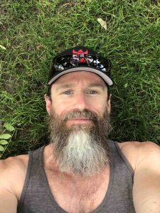 Geoff Mackenzie - Yoga Teacher Asana at Home