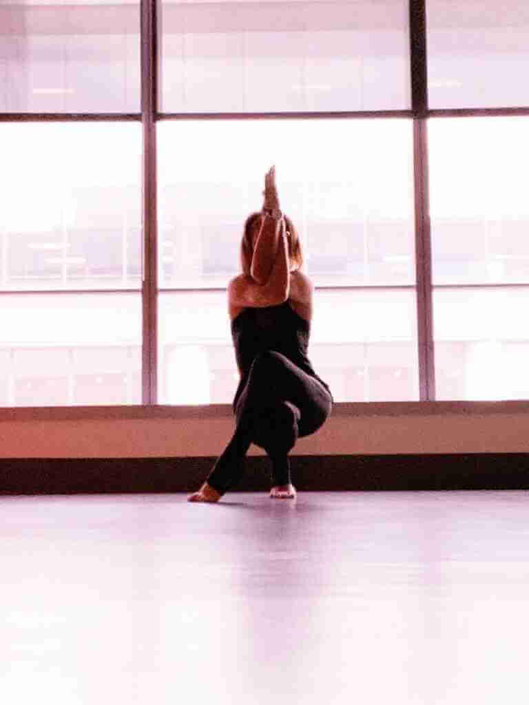 Michelle Burks - Yoga Teacher Asana at Home