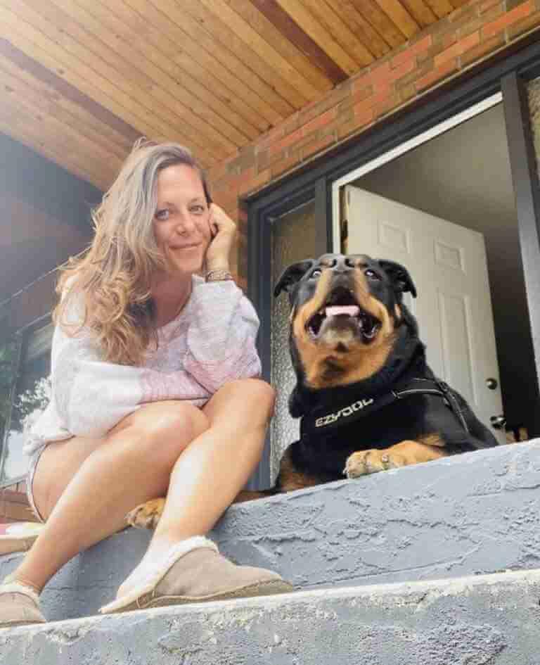 Beth Davis Yoga Teacher Asana at Home